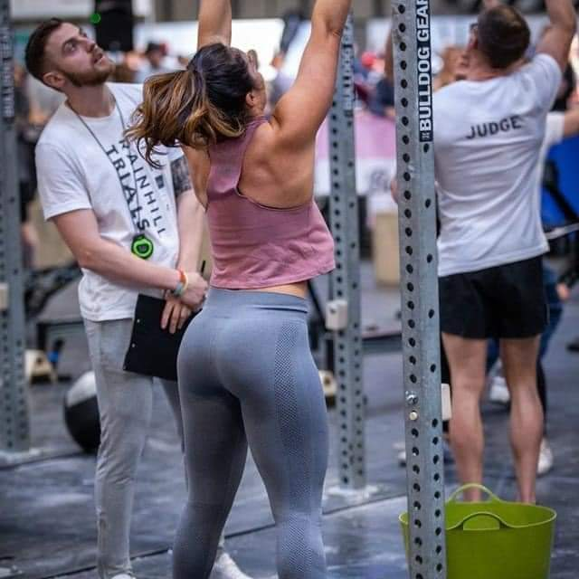 how to train glutes